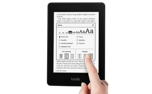 Comprar Amazon Kindle Paperwhite