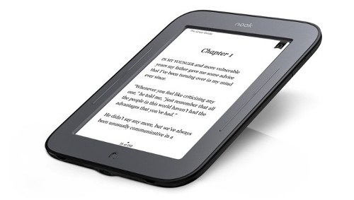 Comprar Nook Simple Touch GlowLight