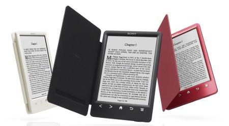 Nuevo Sony Reader PRS-T3